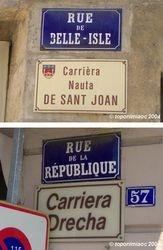 Carri?ras a Vilafranca de Roergue
