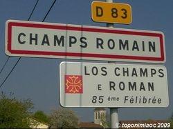 Los Champs e Romenh