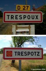 TRESPOTZ