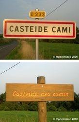 Castèida deu Camin