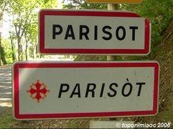 Parisòt