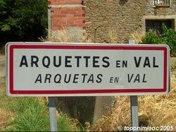 ARQUETAS EN VAL