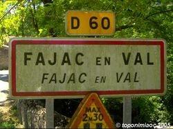 FAJAC EN VAL