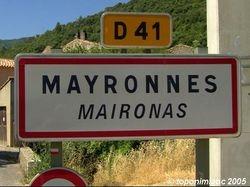 MAIRONAS