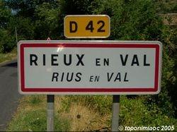RIUS EN VAL