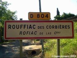 ROFIAC DE CORBIERAS