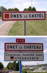 Ònes del Castèl