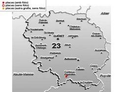 Comunas qu'an pausat de placas en occitan