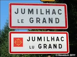 Jumilhac lu Grand