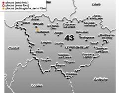 Comunas qu'an de placas en occitan
