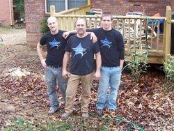 Jeremy, Ken, Brett