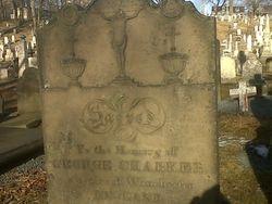 George Charker d. 1845