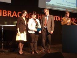 Gold medal award for TR Associates