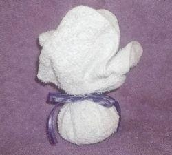 Large Mini Herbal Washcloth