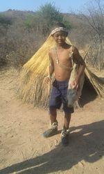 Tjitoua the bushman