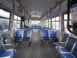 1990 MCI Classic Interior