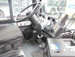 2007 New Flyer D60LFR Interior