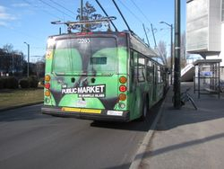 2280 - Granville Island Public Market