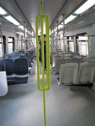 Canada Line Train Interior
