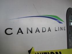 Canada Line Train Logo