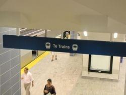 Sign/Station Platform