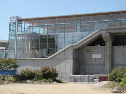 Marine Drive Station