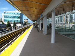 Richmond-Brighouse Station