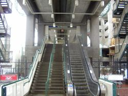 New Westminster Station