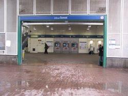 22nd Street Station