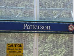 Patterson Station