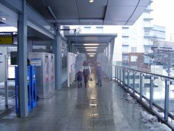 Sapperton Station
