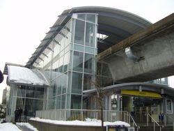 Holdom Station