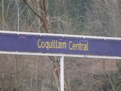 Coquitlam Central Station