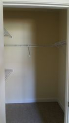 HUGE Master Closet!!