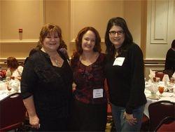 Lori, Dianna Rowland and Me