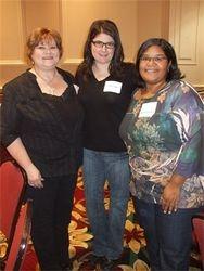 Lori, Me and Farrah Rochon