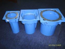 Assembled Base Plates