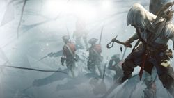 Assassin's Creed III Wallpaper 2