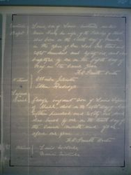 Baby George Laforce's 1886  Death and Louis Eusthaches Birth March 6th 1886