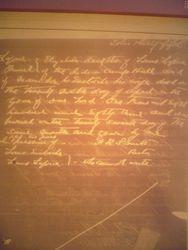 Elizabeth Laforces Death 1889 26th April