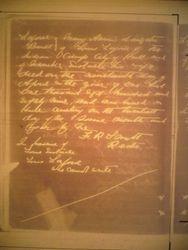 Mary Ann Laforces Death 1889 19th April