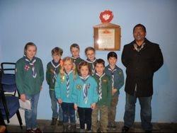 12th Cambridge Scouts Memorial