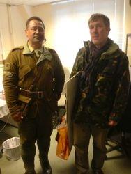 Salisbury Plains with Richard Osgood