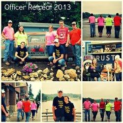 Officer Retreat