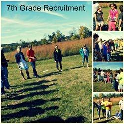 7th Grade Recruitment