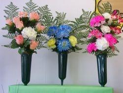Memorial Bouquet of Silk Floral