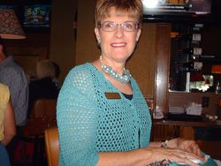 Christy, Friends of Deltona Library Coordinator