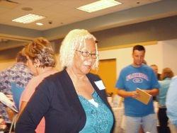 Author Daya at Fair