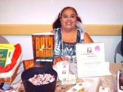 Author Ruth Garcia-Marmolejos