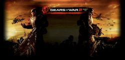 Gears of War.com Background